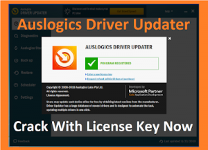 Auslogics Driver Updater 1.20 Crack Full Download 2019