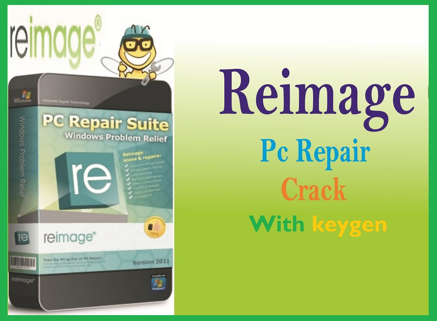 Reimage PC Repair 2019 Crack Full Download 2019