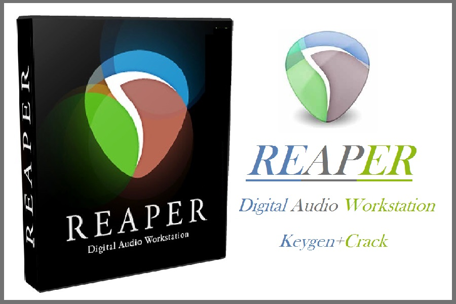 REAPER 5.972 Crack Full Download 2019
