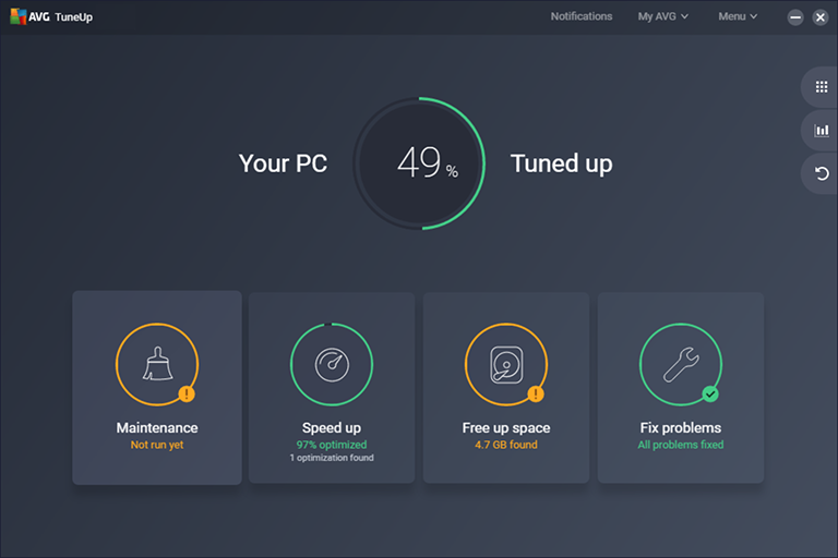 AVG PC TuneUp 2020 Crack With License Key Free Download