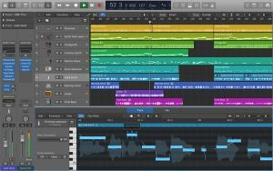 Logic Pro Crack With License Key Free Download 2019