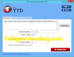 YT Downloader Pro Crack 7.3.7 Plus Serial Key Downloader