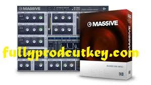 Native Instruments Massive Crack 1.5.5 Plus Keygen Download
