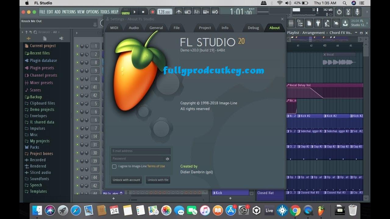 FL Studio Crack 20.8.0.2115 Plus Product Key {2021}