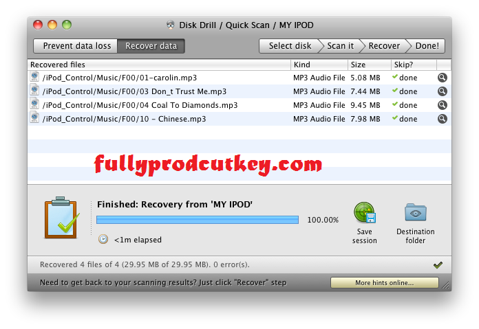 Disk Drill Pro Crack 4.1.555.0 Plus Full Version Download {2021}