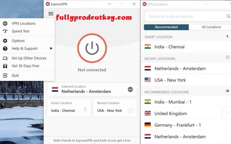 Express VPN Crack 10.0.92 Plus License Key Download {2021}