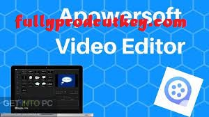 Apowersoft Video Editor Crack 1.6.9.4 Plus Serial Key {2021}