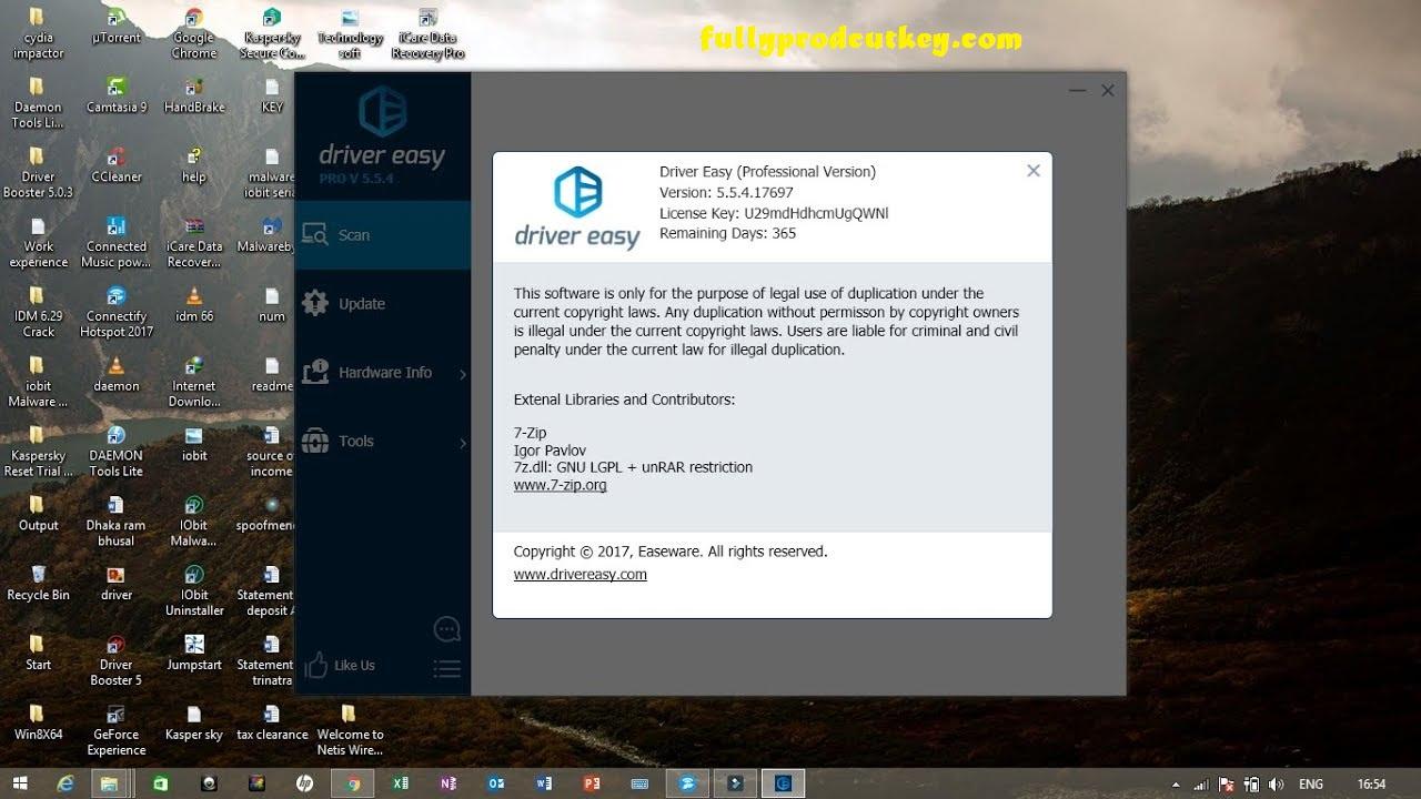 driver easy pro Crack 5.6.15 Plus Activation Key {2021}