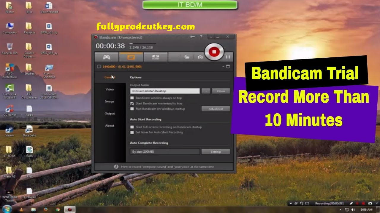 Bandicam Crack 5.0.1.1799 Plus Full Version Free Download
