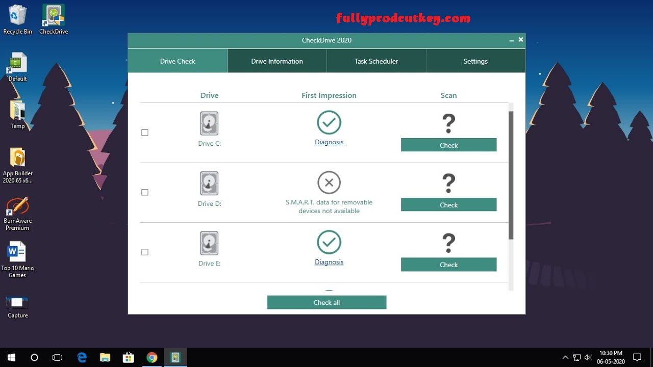 Abelssoft CheckDrive CracK 2021 Plus Activation Key Download