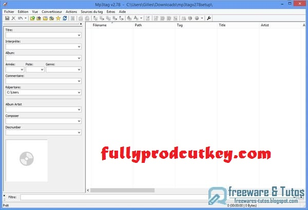 Mp3tag Crack 3.03 Plus Serial Key Download {2021}