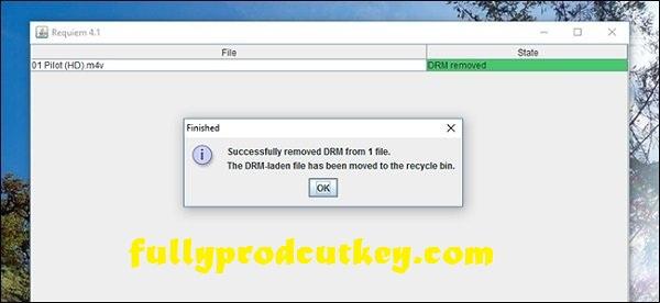 DRmare M4V Converter Crack 4.1.1 Plus License Key Download
