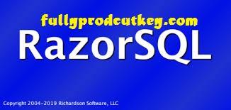 RazorSQL Crack 9.3.3 (64-bit) Plus Serial Key Full Version {2021}