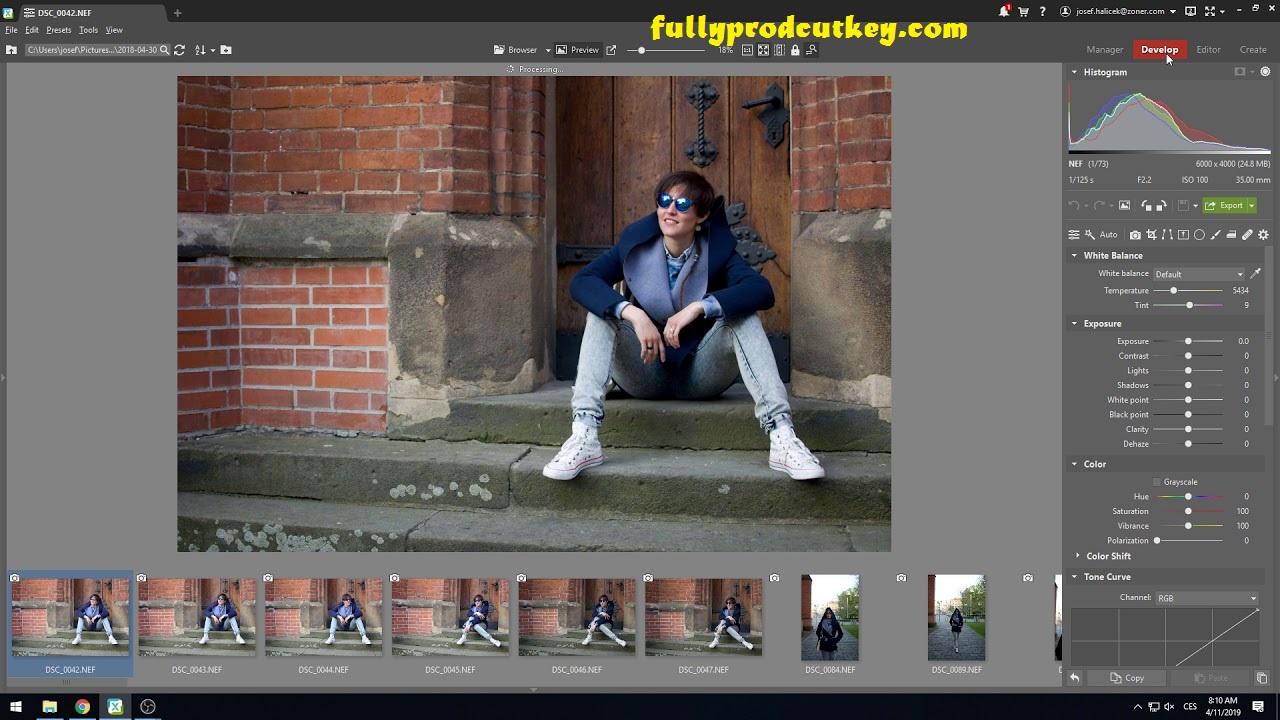 Zoner Photo Studio X Crack 19.2103.2.314 Plus Full Version {2021}