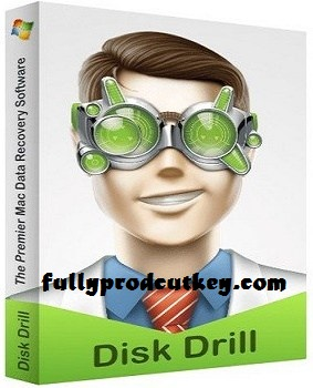 Disk Drill Pro Crack 4.1.555