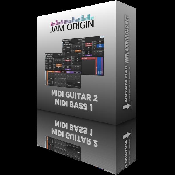 Download Jam Origin - MIDI Guitar 2 & MIDI Bass 1 Full version