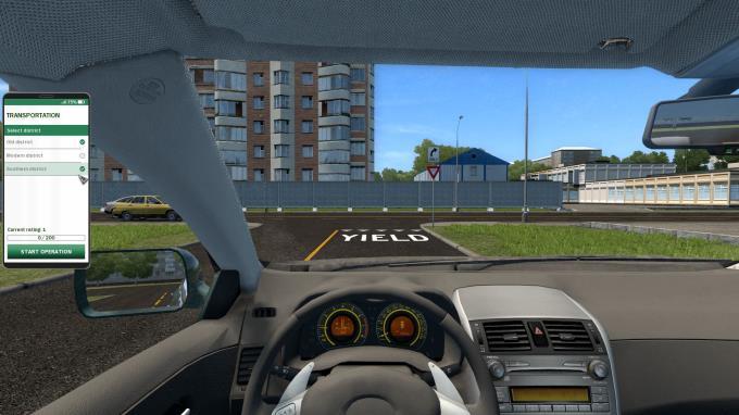 City-Car-Driving-Torrent-Download