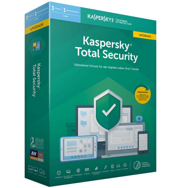 Kaspersky Total Security Activation Code